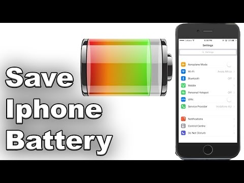 How To Improve Iphone, Ipad, Ipod Battery Life IOS 9 Tips