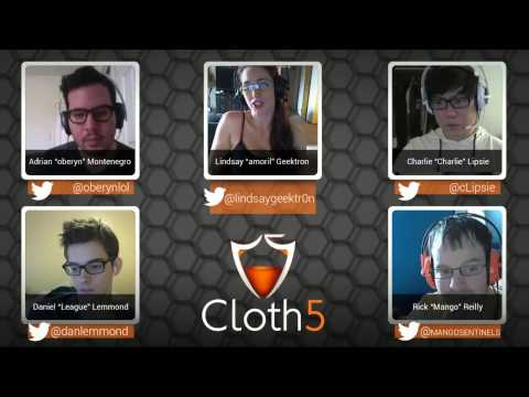 Cloth5 All-In Podcast #4: The No Pressure Episode