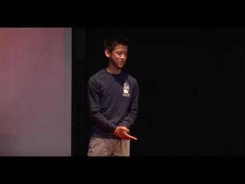 How Living With Tourette's Taught Me about Perseverance | Andy Xu | TEDxTaipeiAmericanSchool