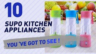 Supo Kitchen Appliances // New & Popular 2017