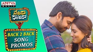 Naruda Donoruda Movie Back To Back Song Promos    Sumanth,Pallavi,Sricharan Pakala