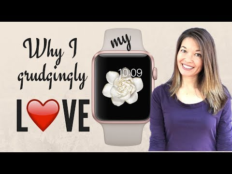 Why I Grudgingly Love My Apple Watch