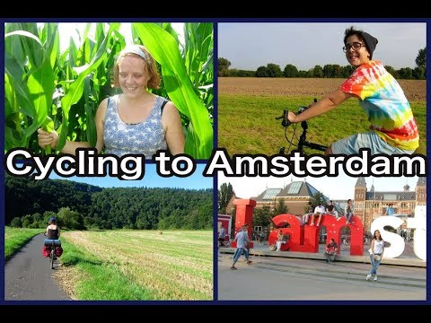 Cycling Trip - Germany to Amsterdam!