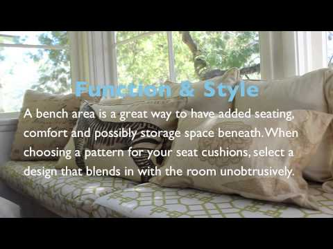 How to Update a Window Seat