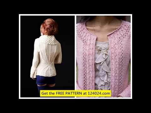 Knit Cardigans Cardigan Knitting Patterns Cable Knit Shawl Collar