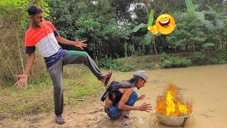 Must Watch Comedy Video 2021 | You Have To Laugh Special _ Famous Emon