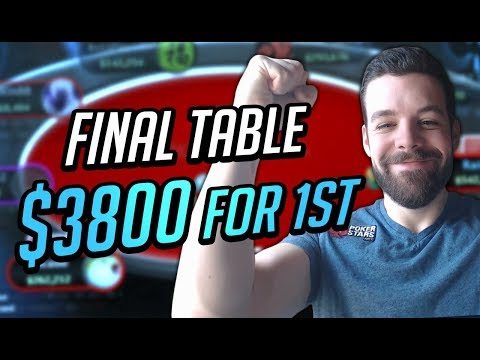 HOT $44 FINAL TABLE