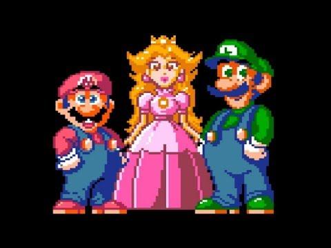 Super Mario World Co-Op Walkthrough - Part 7 - Valley of Bowser