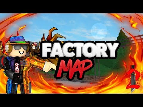 Factory | Roblox Murder Mystery 2 with Fans!