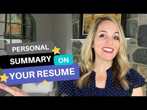 Make Your Resume Stand Out With A Personal Branding Statement