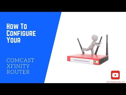 How To Configure Your Comcast Xfinity Router