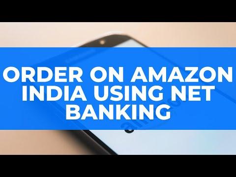 Order on Amazon India using Net Banking: Net banking se Amazon pe order kaise kare?