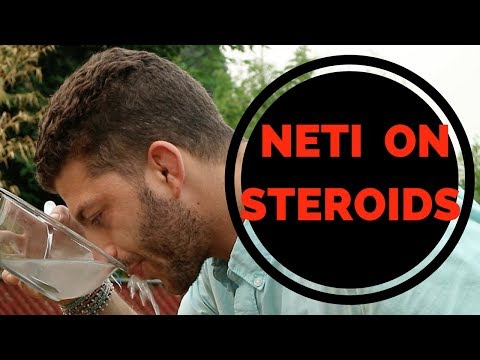 How to Clear Your Sinuses Naturally With Supercharged Neti