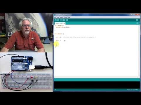 LESSON 7 Using While Loops with Arduino