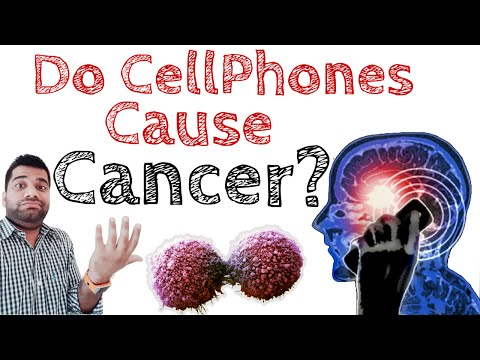 Do Cell Phones Cause Cancer?  Explained in Detail