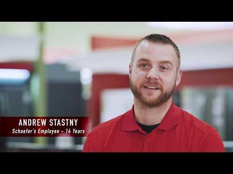 Meet Schaefer's Sales Expert, Andrew Stastny- LG TV