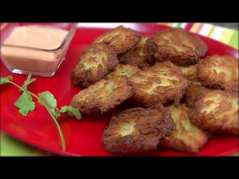 Cassava Fritters Recipe (Yuca) - Ohhlala Café  ♥