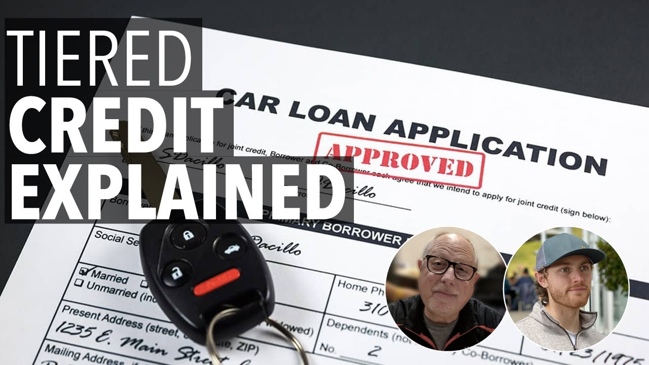Credit Scores for Buying a Car: The Tiered Credit System Explained by a Former Car Dealer