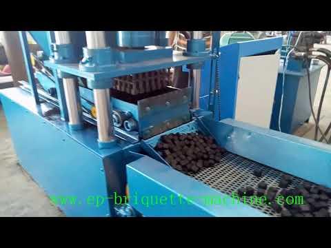 Shisha Charcoal Briquettes Machine