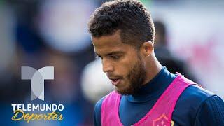 Giovani dos Santos revela cómo se sintió maltratado en el Galaxy | Telemundo Deportes
