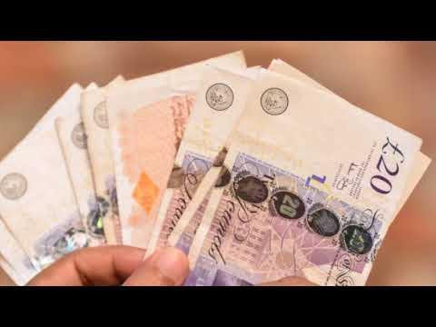Quick Cash - Powerful 4 mins 3rd Eye Awakening Binaural Beat Session UK Pounds **MUST SEE**
