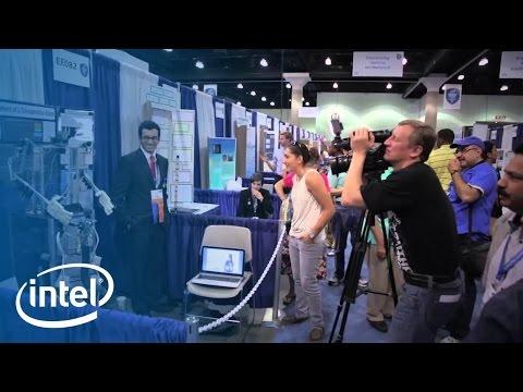 Bright minds shine at Intel ISEF 2014 | Intel