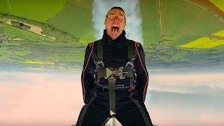 Richard Flies On Top Of A BiPlane - Top Gear - Series 22 - BBC