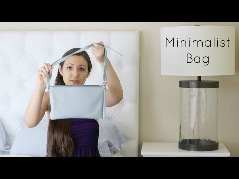 What's In My Minimalist Bag