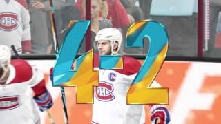 NHL18 3 ON 3!!!! (MTL VS WSH)