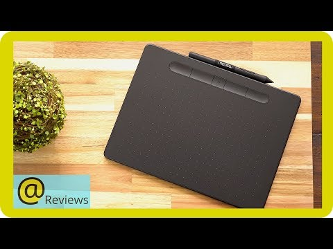 The Apple Pencil for your Mac! (Wacom Intuos Review)