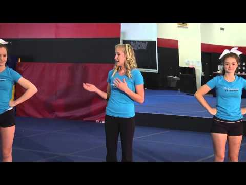 Coaching Youth Cheerleading: Beginner Tumbling