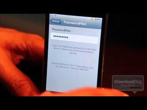 'PasswordPilot' Auto Inserts Your iPhone's App Store Password