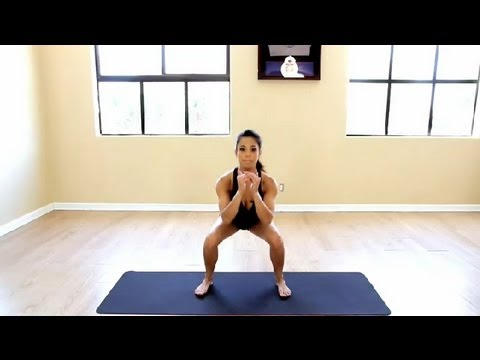 The Best Hip Workout for Runners : LIVESTRONG - Fitness with Amber Nimedez