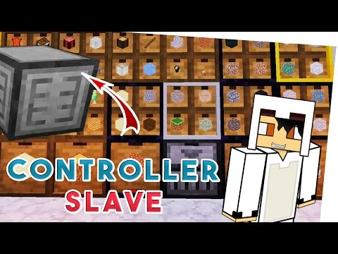 Drawer Slave aus Storage Drawers mod z.B. im Life in the Woods Modpack! Tutorial Tipps und Tricks
