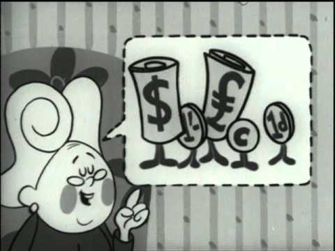 Decimal Currency, 14 February 1966 - Television advertisements