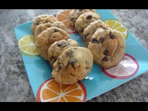 Pinterest to the Test - How to Make Chewy Chocolate Chip Cookies | Super Easy!