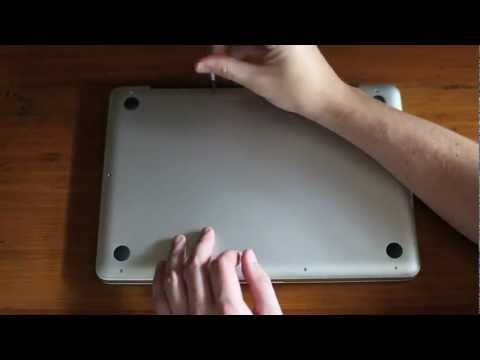 HOW TO:  MacBook Pro Memory Upgrade for 13 & 15 inch 2011 to 2013 Non-Retina (Easy DIY: 4GB to 16GB)
