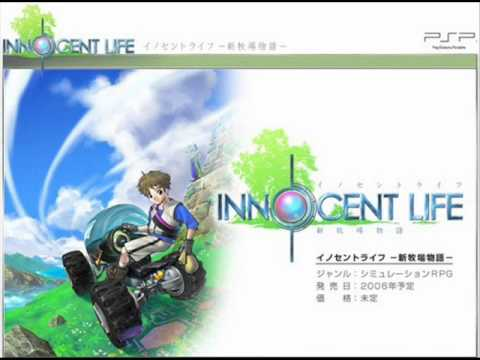 Innocent Life Soundtrack (イノセントライフ)
