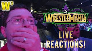 New Orleans Madness & Wrestlemania 34 Reactions | Wrestling With Wregret
