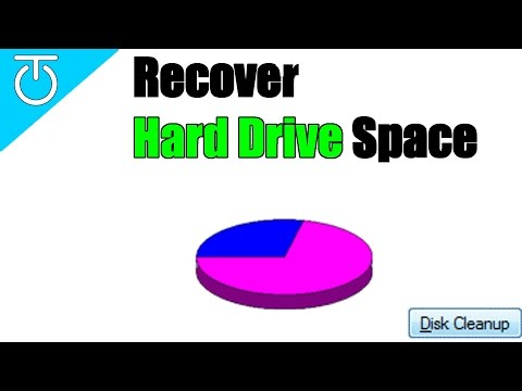 How to Free Up Hard Drive Space on Windows 10/8/7 - No Extra Software Needed