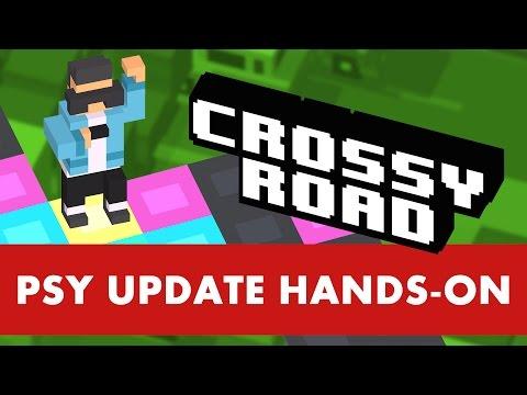 CROSSY ROAD STYLE | Psy + Korean update hands-on