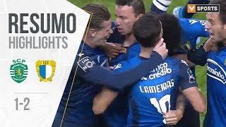 Highlights | Resumo: Sporting 1-2 Famalicão (Liga 19/20 #6)