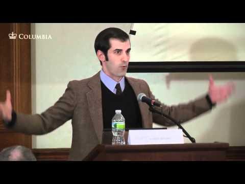 Columbia University Libraries: Comic New York - A Symposium: Day 1, Panel 1