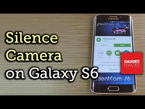 Silence All Sounds When Using the Camera App on Your Galaxy S6 [How-To]