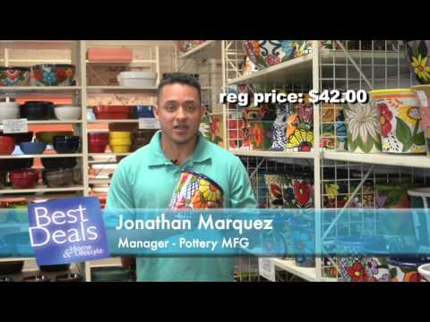 Pottery MFG on Best Deals Home & Lifestyle