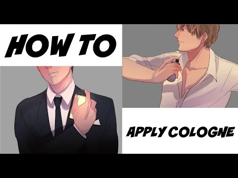 How to Apply Cologne - Basic Tips for Smelling Like a Pro