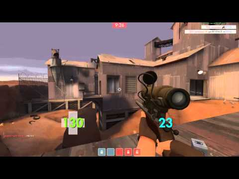 TF2 Test - [Sniper Shot] by Voracious
