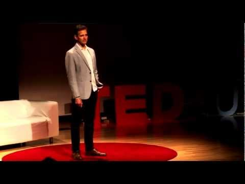 Run for your life! At a comfortable pace, and not too far: James O'Keefe at TEDxUMKC