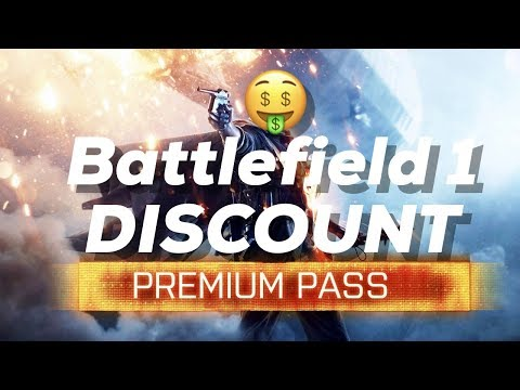 Battlefield 1 Premium Pass DISCOUNT UNDER $20!! HOW TO GUIDE REVIEW!!