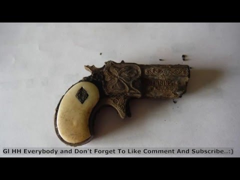 Quick Depth Test BH Camo Ls And Found A Gun